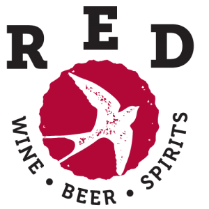 Red: Wine, Beer & Spirits